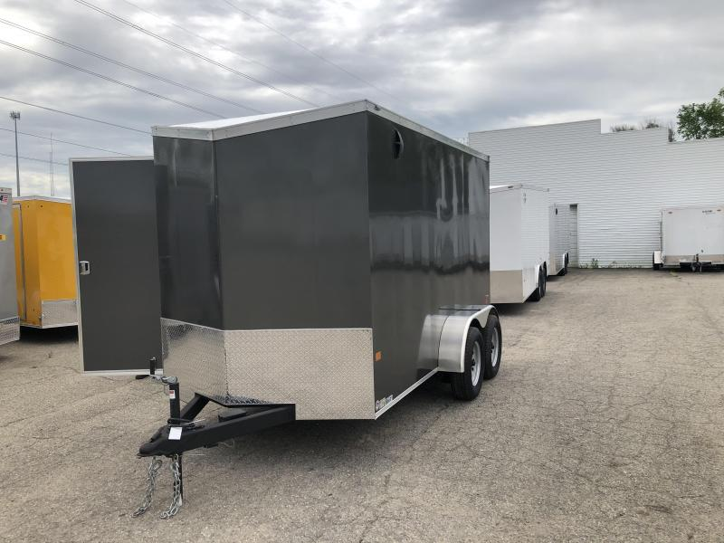 2020  6 x 12 7K Enclosed Cargo Trailer
