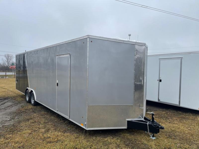 2021 LOOK Element  8.5 x 28 10 K Enclosed Cargo Trailer with Extra Height
