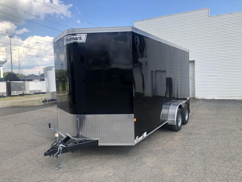 7x16 Haulmark Transport Ramp Door - Transport Package 7ft Interior
