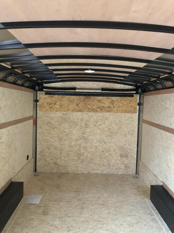 2021 Pace American 8.5 x 20 Enclosed Cargo Trailer