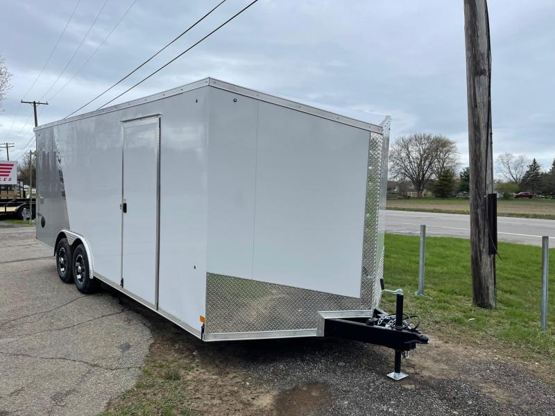 8.5x20 FORMULA Enclosed Car Hauler Trailer (10K)