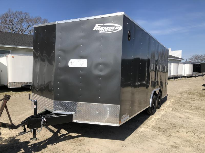 2021 Formula Trailers 8.5 x 18 traverse Enclosed Cargo Trailer