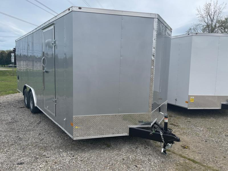 8.5x20 HAULMARK PASSPORT Enclosed Car Hauler Trailer (10K)