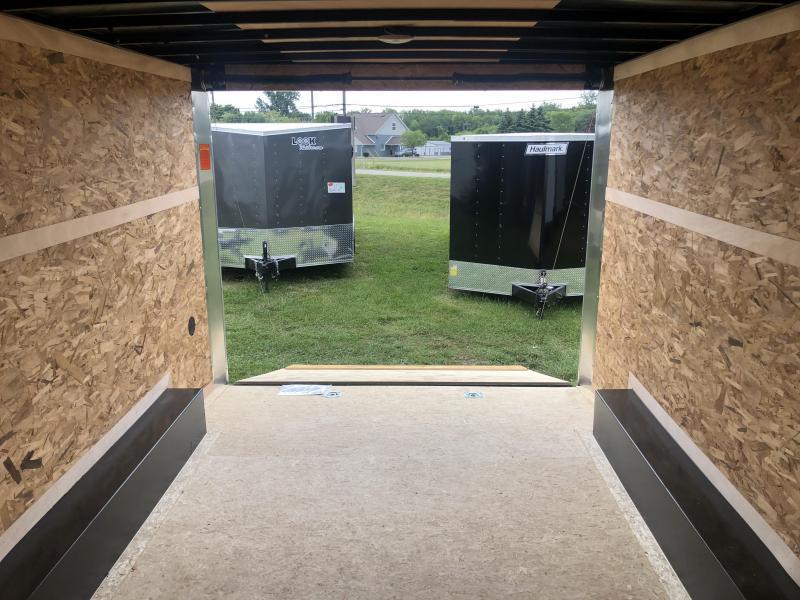 2021 Look Trailers 85X16 DLX 7K Enclosed Cargo Trailer