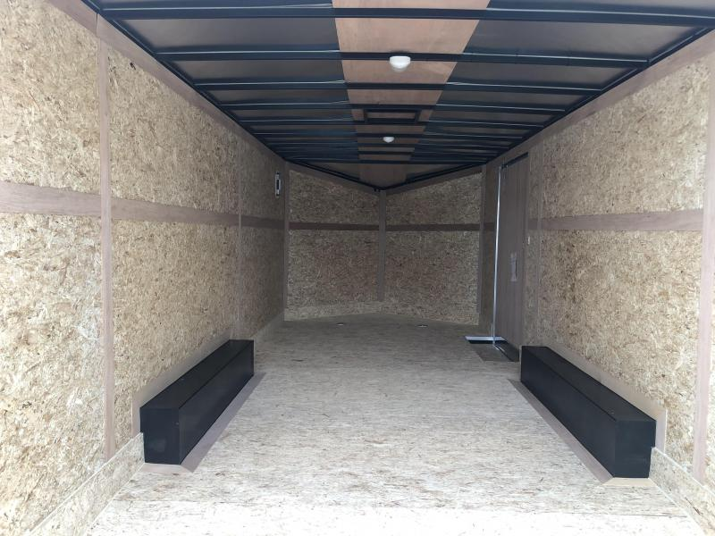 2021 Stealth Trailer 85 X 20 Titan 10 K Enclosed Cargo Trailer