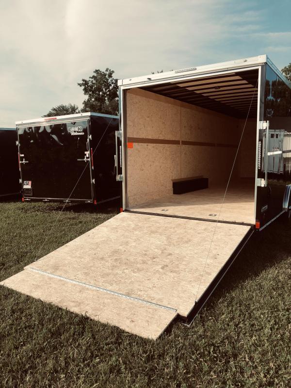 2021 8.5 x 20 Haulmark TRANSPORT 10K Enclosed Cargo Trailer Extra Height