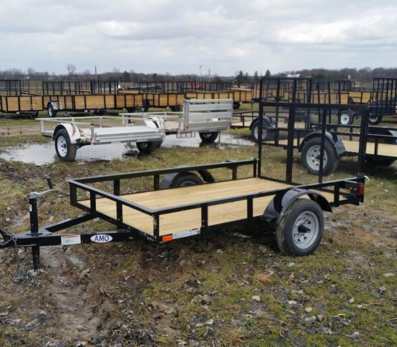 5 x 8 A.M.O. Landscape Light Duty Trailer WHILE SUPPLIES LAST