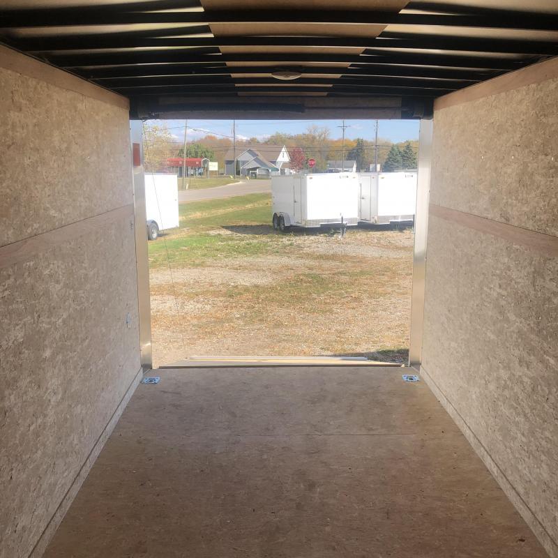 7x16 LOOK Element - 10K GVW - 6ft 6in Interior - Contractor Grade