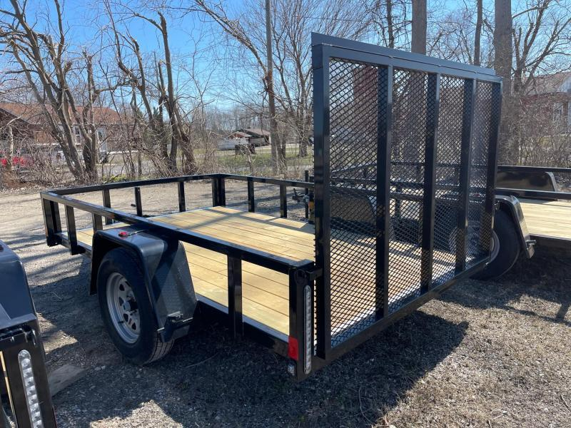 6 x 10 RHINO Low Side Landscape Trailer ( Tube Frame )