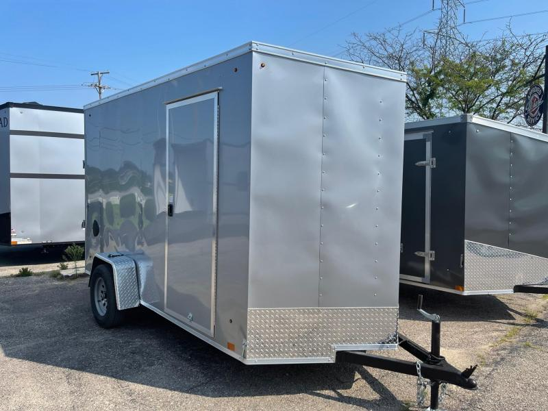 2022 6 x 12  Look Trailers 7ft Interior