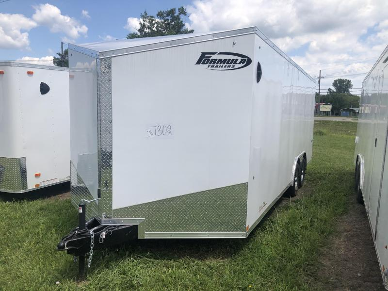 2021 FORMULA Trailers 85X20 Triumph 10 K Enclosed Cargo Trailer