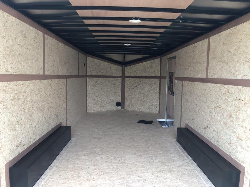 2021 Look Trailers 85X24 DLX 10K Enclosed Cargo Trailer