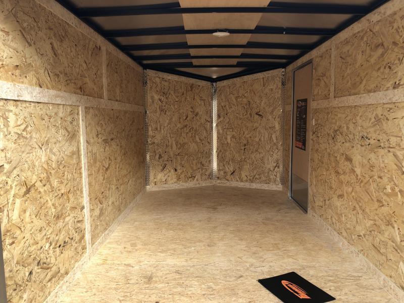 7x12 FORMULA TRAVERSE SINGLE AXLE BARN DOORS