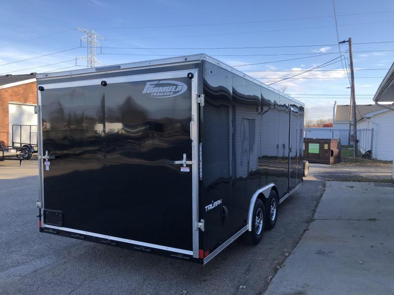 2021  85X20 Formula Triumph 10K Enclosed Cargo Trailer