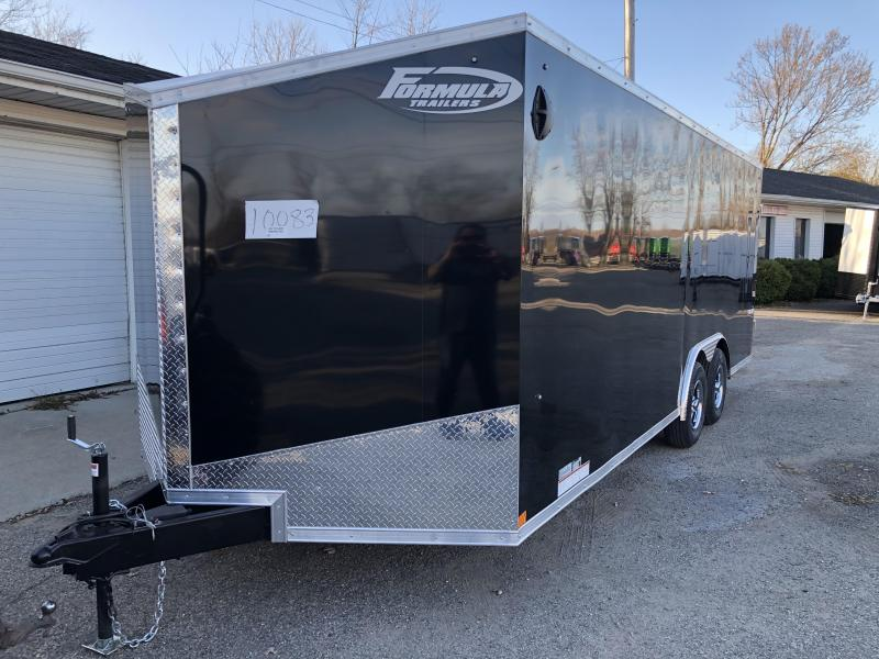 2021  85X20 Formula Triumph 10K Enclosed Cargo Trailer