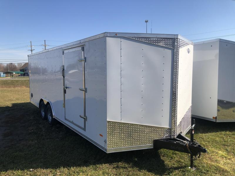 2021  85X22 MTI   10K Enclosed Cargo Trailer with Extra Height