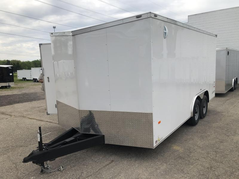 2020 8.5 x 16 10K Enclosed Cargo Trailer