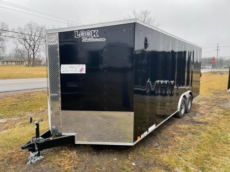 2021 LOOK DLX  8.5 x 20 10 K Enclosed Cargo Trailer