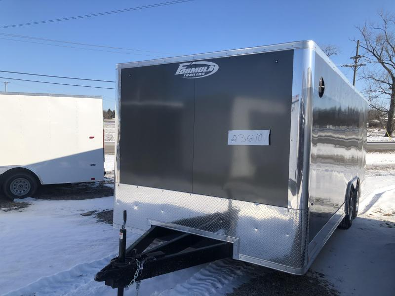2021 Formula 8.5 x 20 10K Enclosed Cargo Trailer