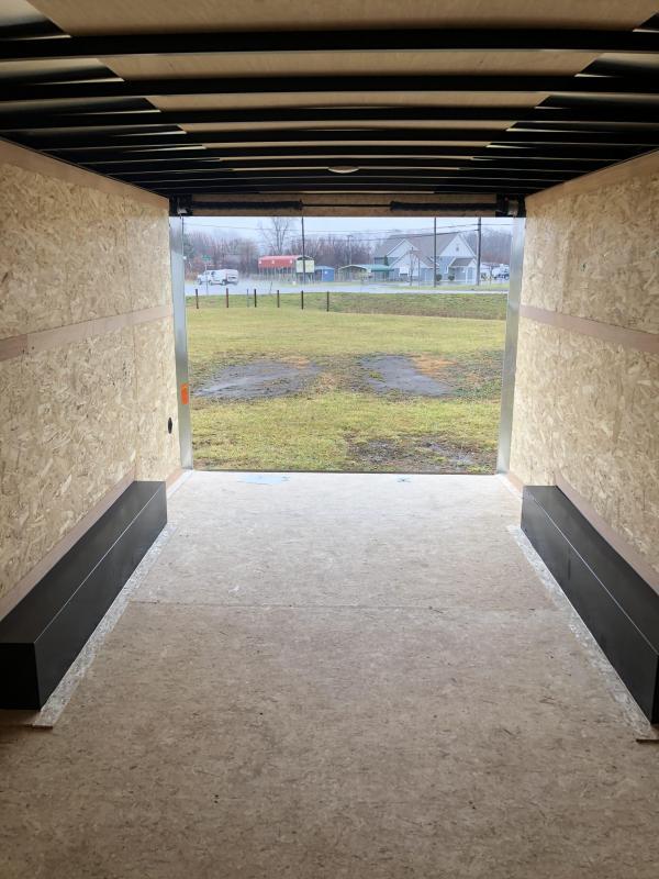 2021 Look 8.5 x 20 10K Enclosed Cargo Trailer
