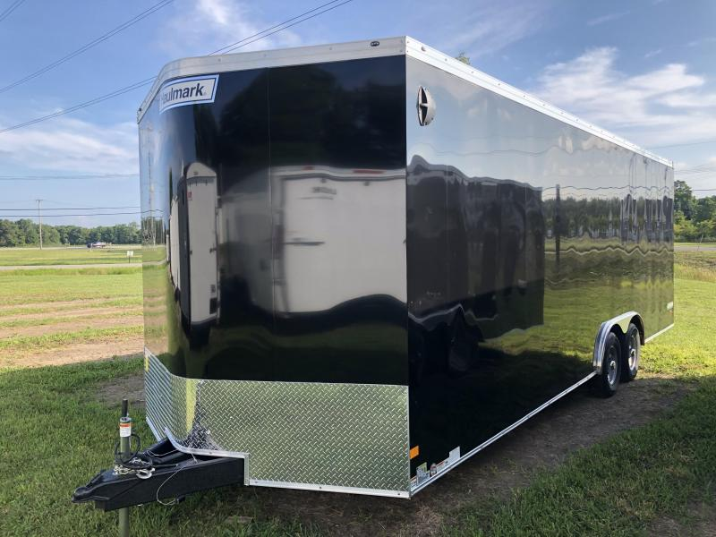 2021 8.5 x 24 Haulmark TRANSPORT 10K Enclosed Cargo Trailer Extra Height