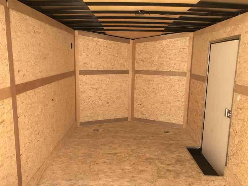 2020 Wells Cargo 8.5 x 20 10K Enclosed Cargo Trailer DEFECT