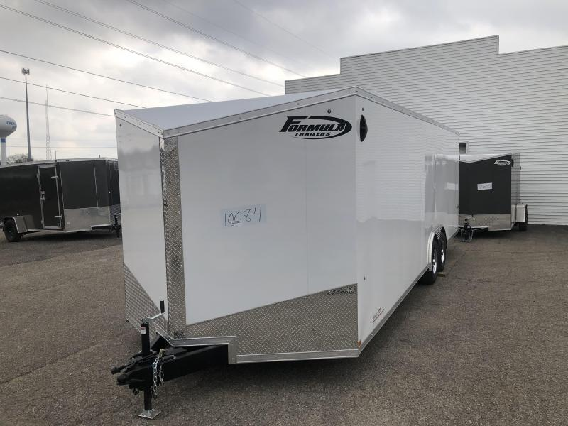 2021  85X24 Formula Triumph 10K Enclosed Cargo Trailer