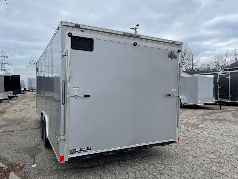 2021 Rhino 8.5 x 20 10 K Enclosed Cargo Trailer
