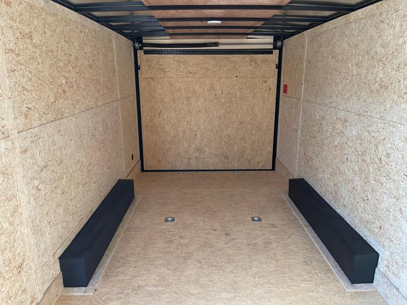 2021  85 X 20 RHINO  10 K Enclosed Cargo Trailer with Extra Height