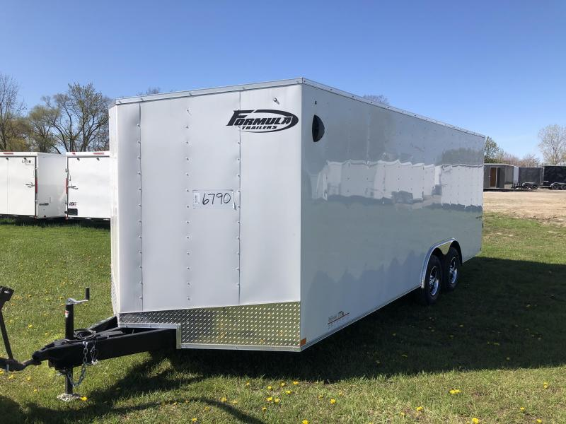 2021 Formula Trailers 8.5 x 20 Traverse 10K Enclosed Cargo Trailer