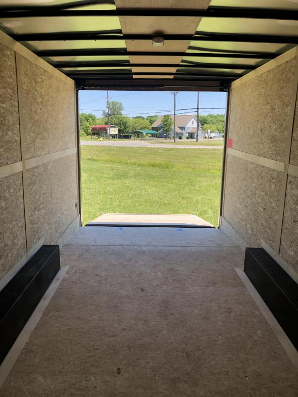 2021 Stealth 8.5 x 24 10 K Enclosed Cargo Trailer with 7.5 interior height