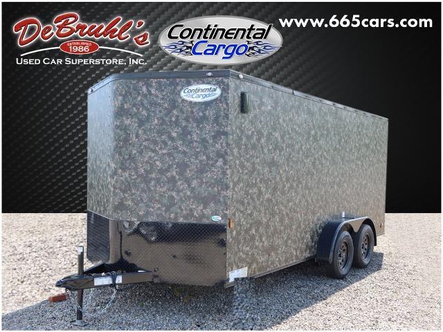 2022 Continental Cargo CC716TA2 B/O