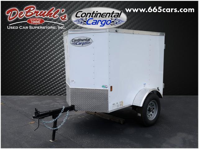 2021 Continental Cargo CC46SA