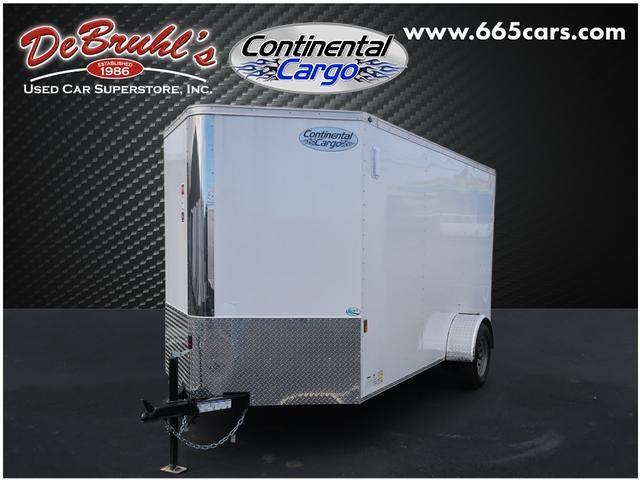 2020 Continental Cargo CC612SA