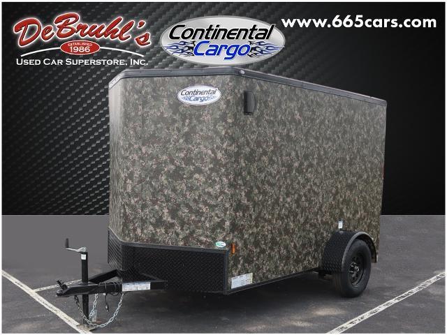 2022 Continental Cargo 6x10 Sa