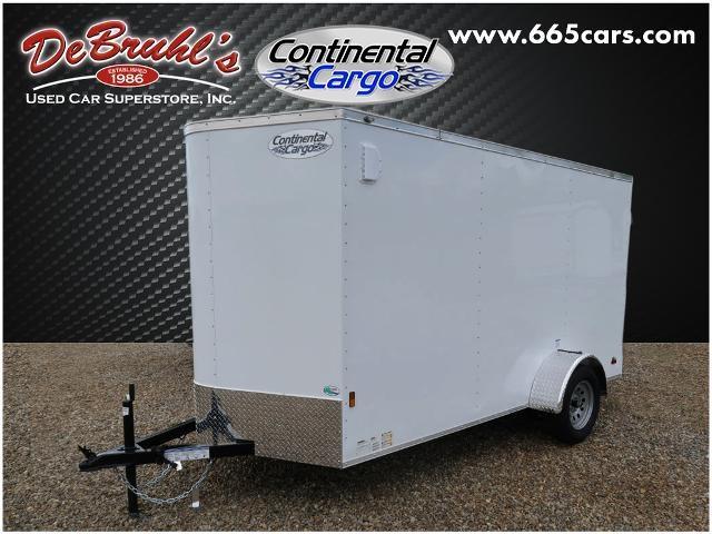 2021 Continental Cargo CC612SADD