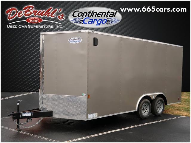 2021 Continental Cargo CC8.516TA2