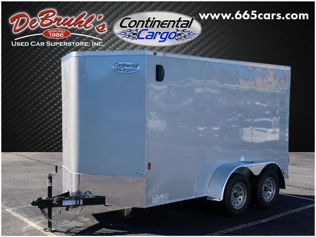 2021 Continental Cargo CC612TA2DD