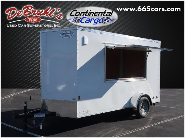 2021 Continental Cargo CC612SA CONCESSION*