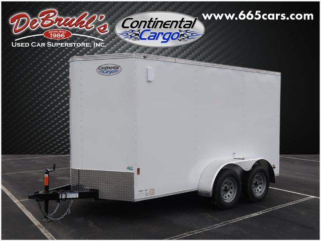 2021 Continental Cargo CCS612TA2