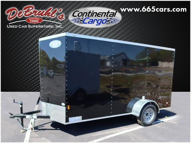 2022 Continental Cargo CC612SA