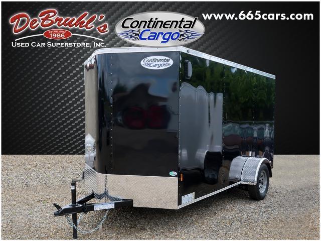 2021 Continental Cargo Cc6x12sa