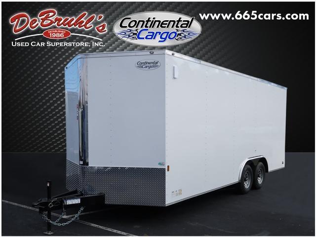 2020 Continental Cargo CC8.520TA3