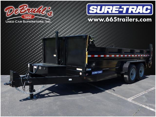 2021 Sure-Trac 82X16  16K  TELESCOPIC