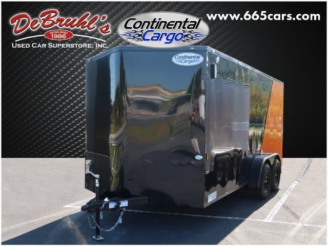2021 Continental Cargo CC716TA2 B/O