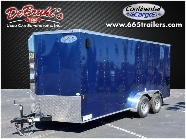 2022 Continental Cargo Cc7x16ta2