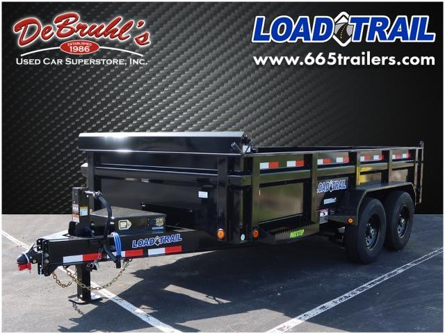 2022 Load Trail Dump Trailer