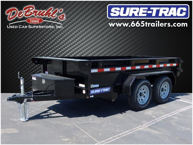 2021 Sure-Trac 5X10  7K  SINGLE RAM