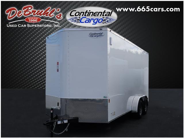 2020 Continental Cargo CC7x16TA2