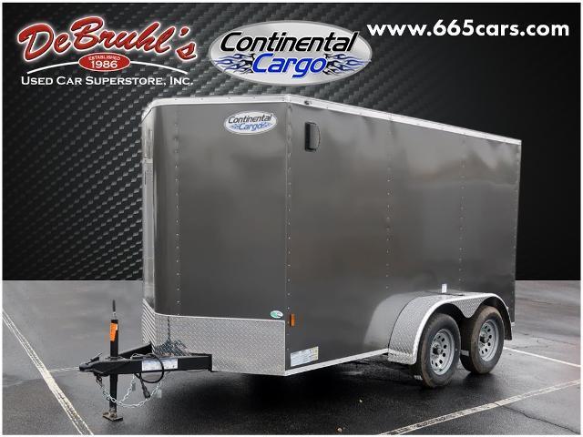 2021 Continental Cargo CC612TA2